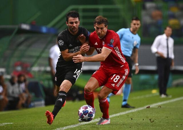 Chiến thắng trước Lyon đưa Bayern Munich vào chung kết Champions League - 12