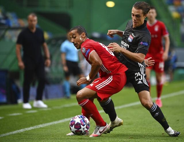 Lyon 0-3 Bayern Munich: Giá trị của những ngôi sao lớn - 9