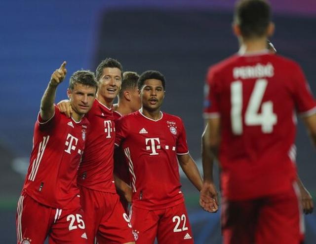 Chiến thắng trước Lyon đưa Bayern Munich vào chung kết Champions League - 14
