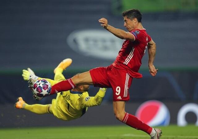 Lyon 0-3 Bayern Munich: Giá trị của những ngôi sao lớn - 10