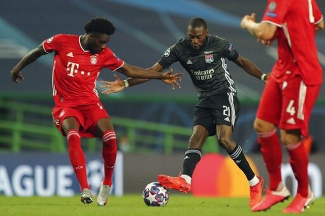 Lyon 0-3 Bayern Munich: Giá trị của những ngôi sao lớn - 7