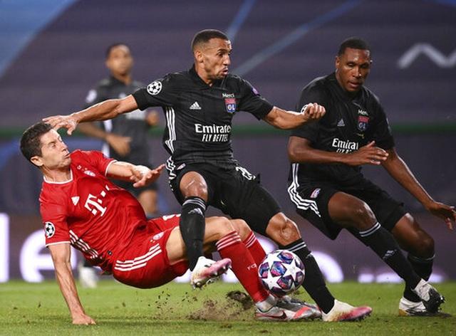 Lyon 0-3 Bayern Munich: Giá trị của những ngôi sao lớn - 6