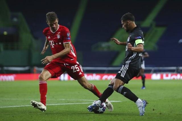 Lyon 0-3 Bayern Munich: Giá trị của những ngôi sao lớn - 4