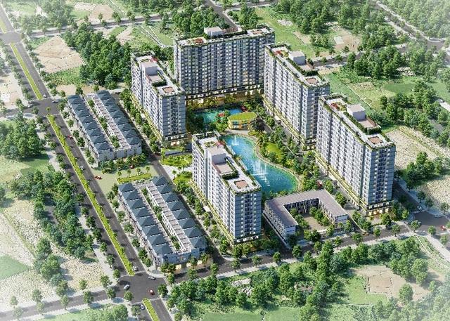 """Tại sao EcoHome Nhơn Bình được gọi là """"Nhà ở xã hội - Chất lượng thương mại""""? - 2"""