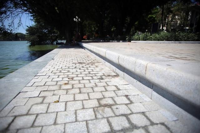Gần 1.500 khối bê tông tạo vòng khép kín quanh hồ Hoàn Kiếm - 6