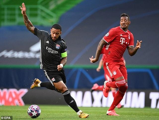 Dấu ấn ngôi sao và may mắn giúp Bayern Munich hạ Lyon - 2