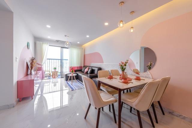 TP.HCM: Làm ngôi nhà màu hồng đẹp như cổ tích với giá rẻ không ngờ - 1