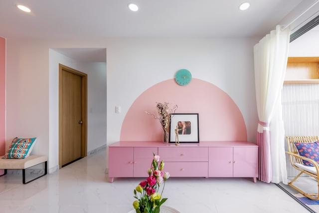 TP.HCM: Làm ngôi nhà màu hồng đẹp như cổ tích với giá rẻ không ngờ - 2