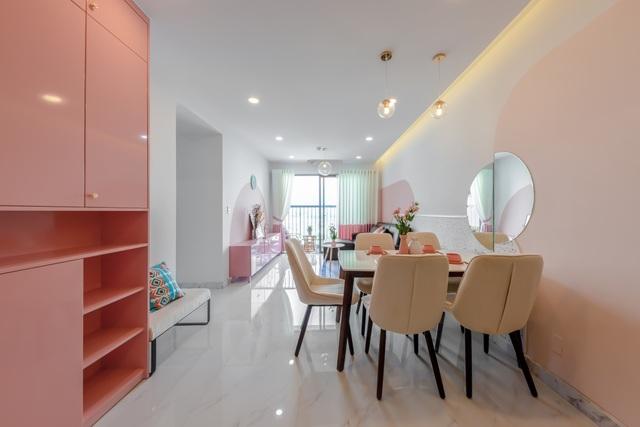 TP.HCM: Làm ngôi nhà màu hồng đẹp như cổ tích với giá rẻ không ngờ - 3