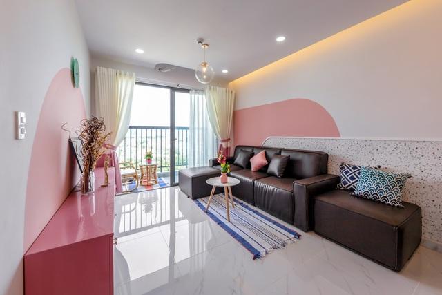 TP.HCM: Làm ngôi nhà màu hồng đẹp như cổ tích với giá rẻ không ngờ - 4