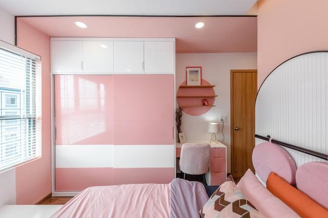 TP.HCM: Làm ngôi nhà màu hồng đẹp như cổ tích với giá rẻ không ngờ - 7