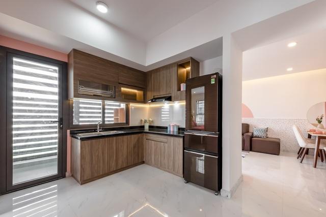 TP.HCM: Làm ngôi nhà màu hồng đẹp như cổ tích với giá rẻ không ngờ - 10