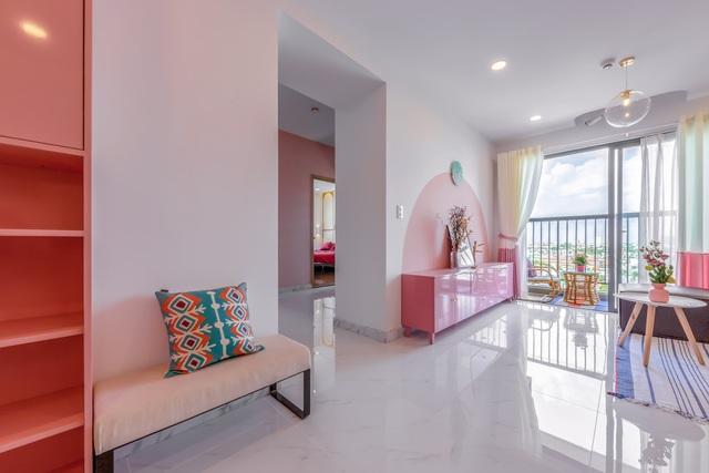 TP.HCM: Làm ngôi nhà màu hồng đẹp như cổ tích với giá rẻ không ngờ - 11