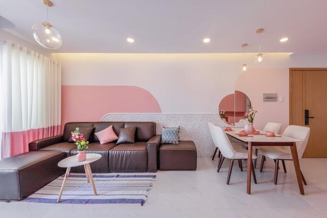TP.HCM: Làm ngôi nhà màu hồng đẹp như cổ tích với giá rẻ không ngờ - 12