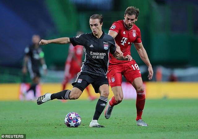 Dấu ấn ngôi sao và may mắn giúp Bayern Munich hạ Lyon - 9