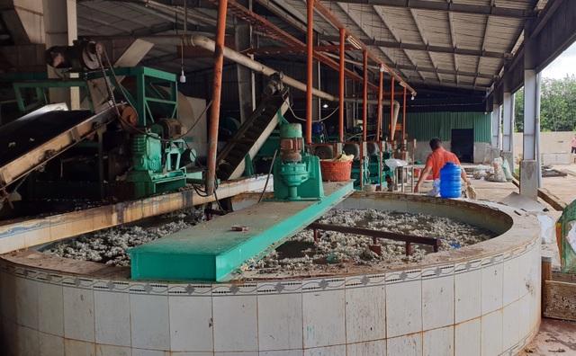 Vụ dân bỏ nhà trốn ô nhiễm từ nhà máy cao su: Nhiều sai phạm về môi trường - 1