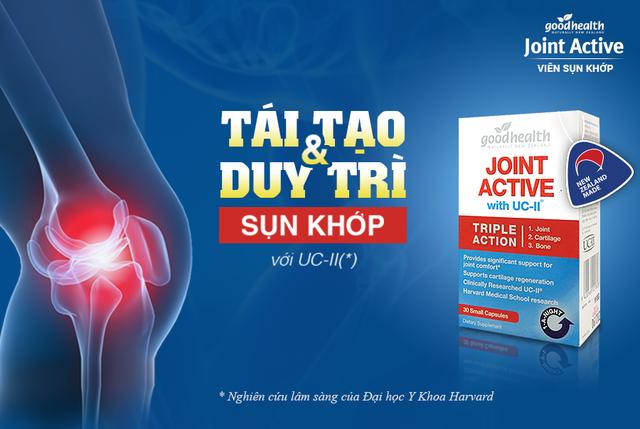 Thực hư chất lượng Joint Active hỗ trợ cải thiện vấn đề về xương khớp - 2