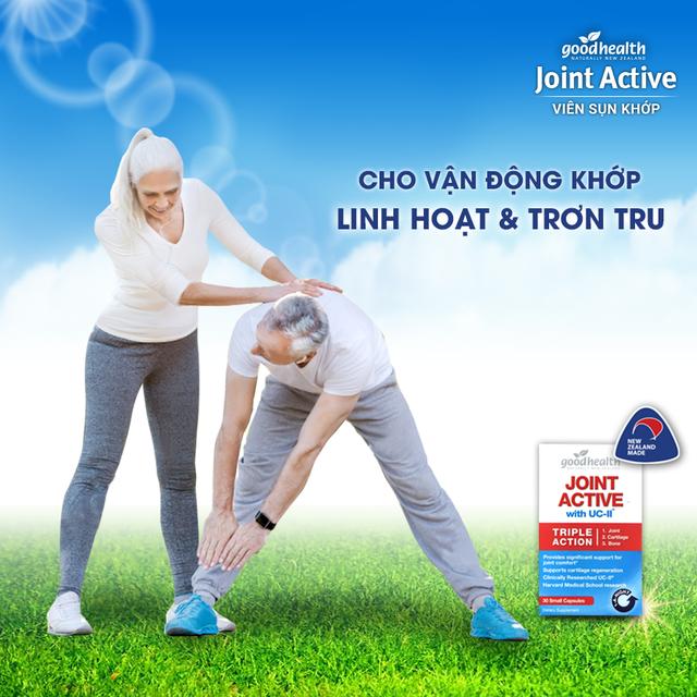Thực hư chất lượng Joint Active hỗ trợ cải thiện vấn đề về xương khớp - 3