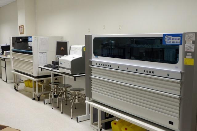 Một ngày tại công xưởng truy tìm virus SARS-CoV-2 - 3