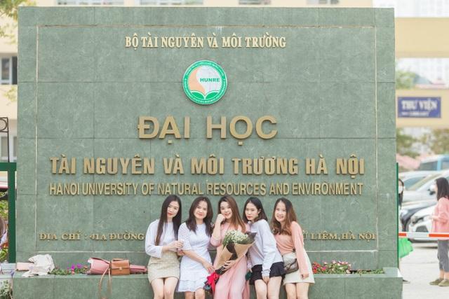 Điểm chuẩn Trường Đại học Tài nguyên và Môi trường Hà Nội dự kiến sẽ không tăng trong năm 2020 - 1
