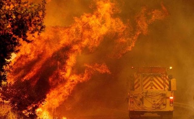 Cháy rừng kinh hoàng đe dọa California - 2