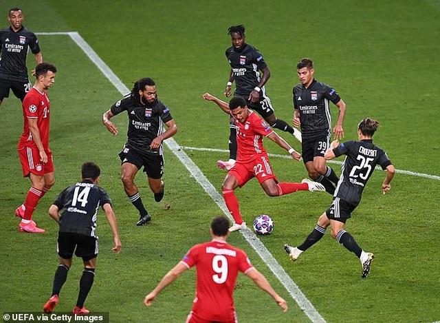 Gnabry được ca ngợi lên mây khi giúp Bayern Munich giành chiến thắng - 1