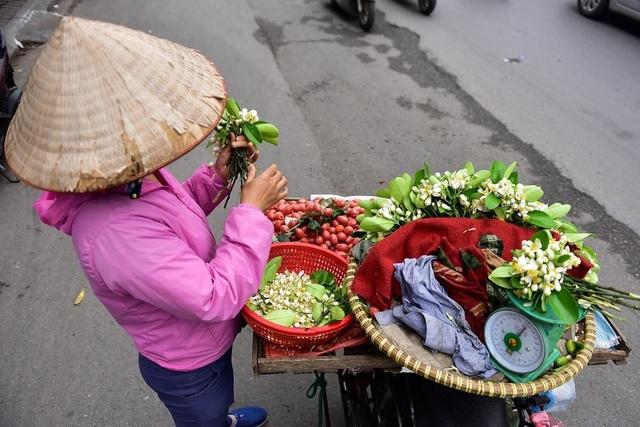 """""""Gánh hàng rong vẫn là một nét đặc trưng của văn hóa Hà Nội"""" - 6"""