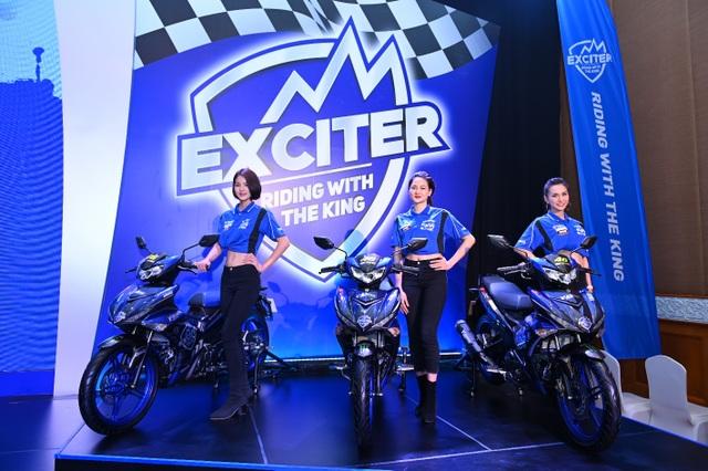 """Khuyến mãi mua xe nhận quà """"khủng"""" với tỷ lệ trúng cực cao dành cho khách hàng Yamaha Exciter - 3"""