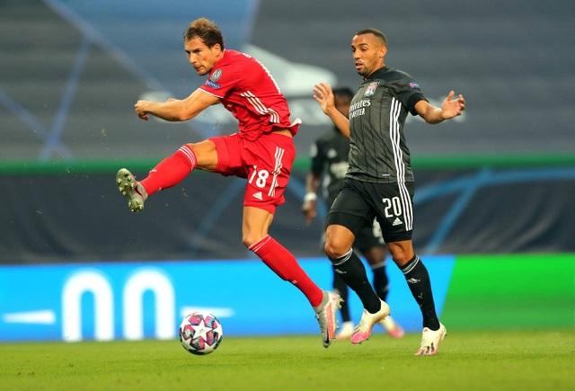 Chiến thắng trước Lyon đưa Bayern Munich vào chung kết Champions League - 8