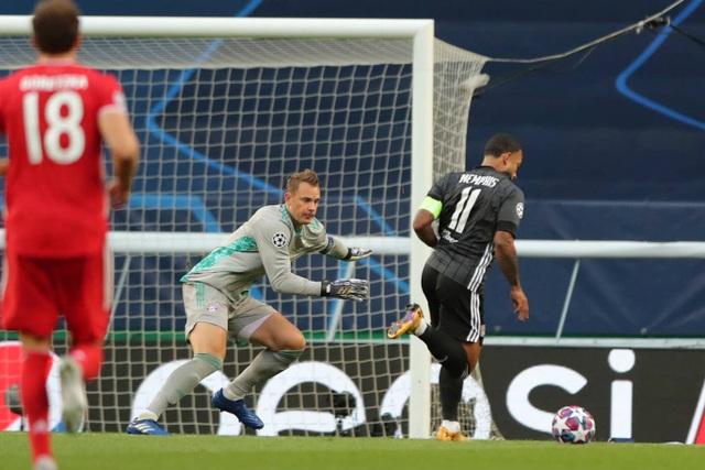 Chiến thắng trước Lyon đưa Bayern Munich vào chung kết Champions League - 4