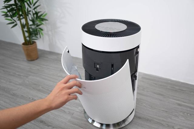 LG PuriCare - Máy lọc không khí thân thiện với trẻ em, giá 28,8 triệu - 3