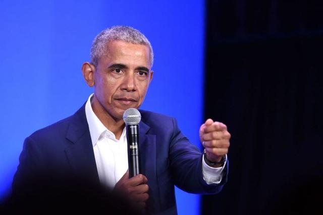 Ông Obama: Donald Trump coi làm tổng thống như làm truyền hình thực tế - 1
