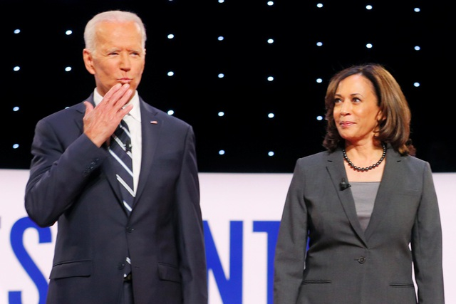 Trở thành phó tướng của ông Biden, bà Harris làm nên lịch sử - 2