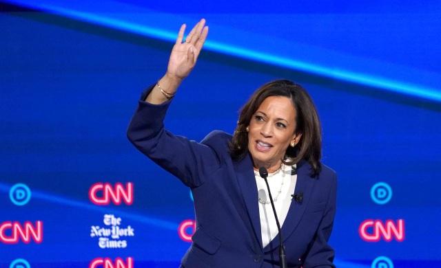 Trở thành phó tướng của ông Biden, bà Harris làm nên lịch sử - 4