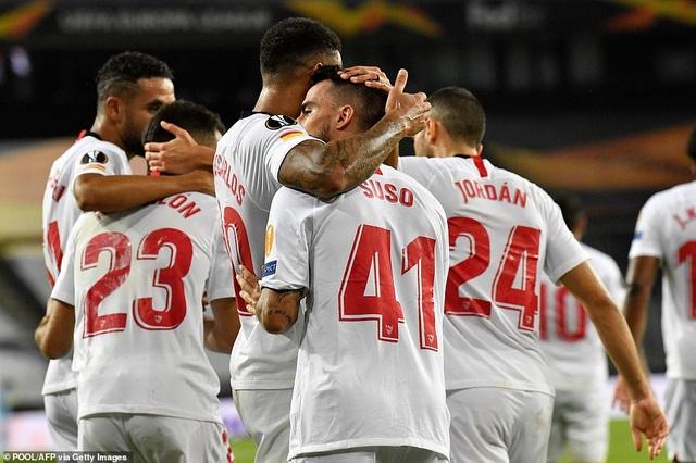 Inter Milan - Sevilla: Thiên đường vẫy gọi - 2