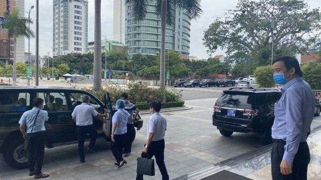 Thứ trưởng Nguyễn Trường Sơn rời Đà Nẵng sau 3 tuần ở tâm dịch Covid-19 - 3