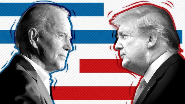 Bầu cử Mỹ 2020: Chiến dịch của ông Biden thừa nhận ông Trump có thể đắc cử - 1
