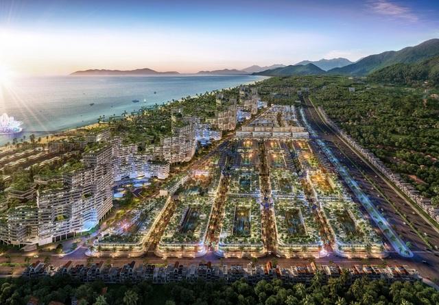 Nhà phố thương mại biển thu hút giới đầu tư - 2