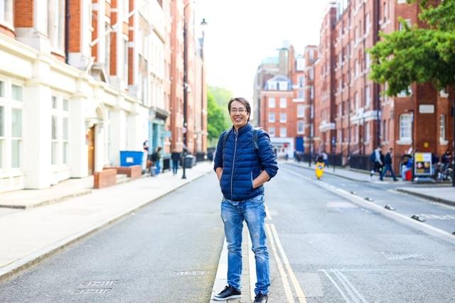 Khơi nguồn sáng tạo không gian sống cùng Nhà báo Trương Anh Ngọc - 1