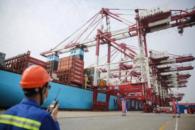 Trung Quốc nói sắp nối lại đàm phán thương mại với Mỹ giữa lúc căng thẳng - 1
