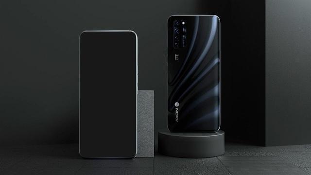 ZTE Axon 20 5G lộ ảnh, video chính thức với camera ẩn dưới màn hình - 1