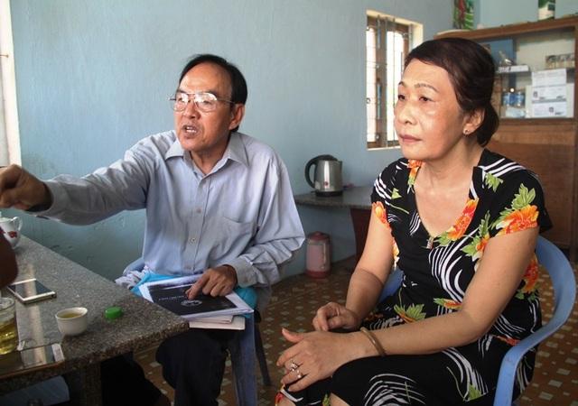 """Người dân bất bình """"tố"""" UBND huyện thất hứa tại Bình Định - 1"""