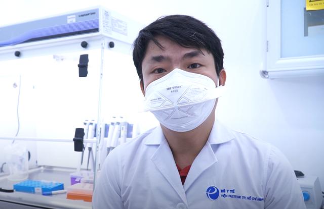 Xem chuyên gia bắt virus SARS-CoV-2 như thế nào? - 2