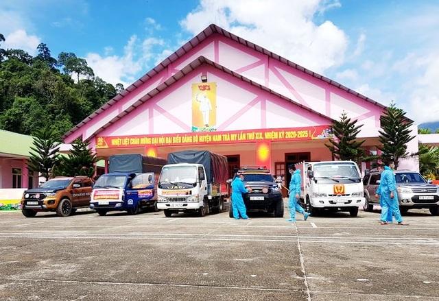 Gần 10 tấn rau củ quả của đồng bào miền núi ủng hộ dân Đà Nẵng chống dịch - 4