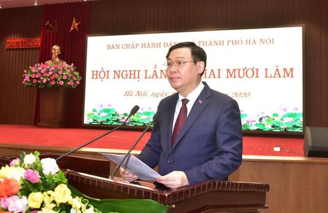 Hà Nội đặt mục tiêu thu nhập đầu người đạt gần 200 triệu đồng - 1