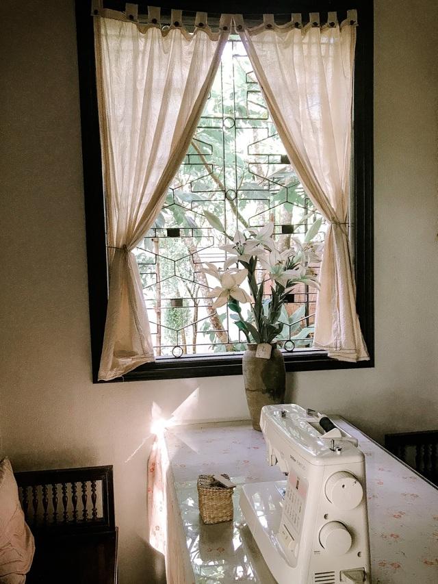 Cuộc sống bình yên trong căn nhà hoa giấy đậm chất thơ ở Huế - 8