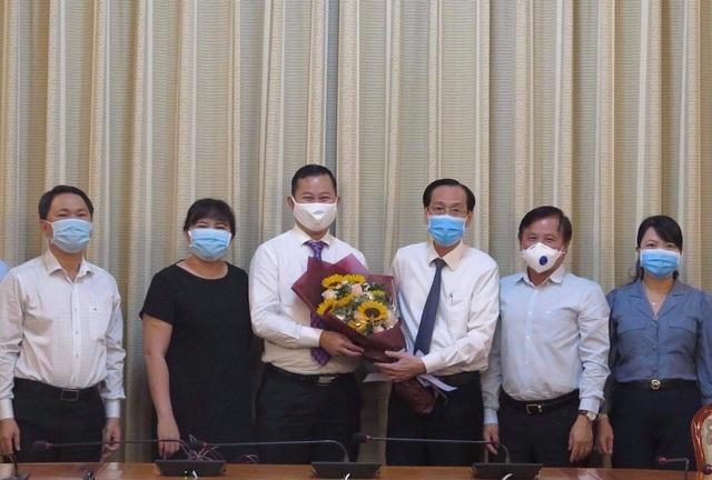 TPHCM: Chủ tịch huyện Bình Chánh nhận nhiệm vụ mới sau án kỷ luật - 2