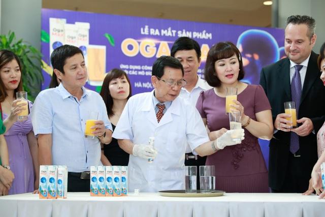 Viên sủi Oga Max - giải pháp hỗ trợ viêm xoang, viêm mũi hiệu quả - 1