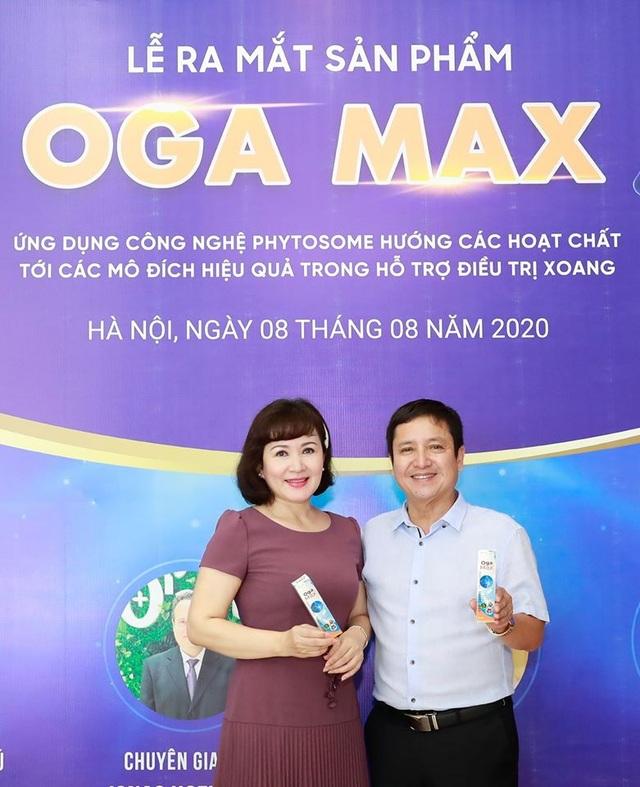 Viên sủi Oga Max - giải pháp hỗ trợ viêm xoang, viêm mũi hiệu quả - 2