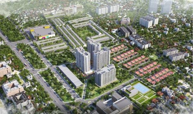 Sôi động thị trường căn hộ Bình Dương - 2